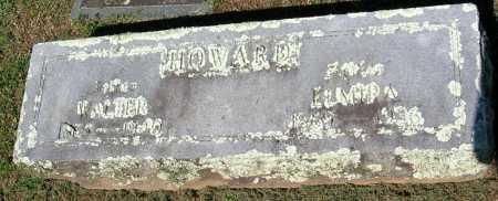 HOWARD, ELMIRA - Crawford County, Arkansas | ELMIRA HOWARD - Arkansas Gravestone Photos