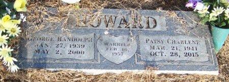 HOWARD, PATSY CHARLENE - Crawford County, Arkansas | PATSY CHARLENE HOWARD - Arkansas Gravestone Photos