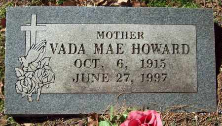 HOWARD, VADA MAE - Crawford County, Arkansas | VADA MAE HOWARD - Arkansas Gravestone Photos