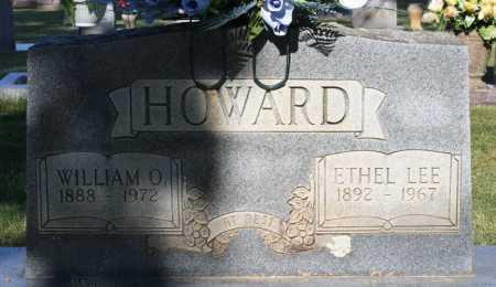 HOWARD, WILLIAM O - Crawford County, Arkansas | WILLIAM O HOWARD - Arkansas Gravestone Photos