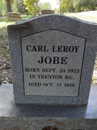 JOBE, CARL LEROY - Crawford County, Arkansas | CARL LEROY JOBE - Arkansas Gravestone Photos