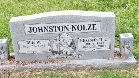 JOHNSTON, BILLY WAYNE - Crawford County, Arkansas | BILLY WAYNE JOHNSTON - Arkansas Gravestone Photos