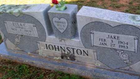 JOHNSTON, EULA C - Crawford County, Arkansas | EULA C JOHNSTON - Arkansas Gravestone Photos