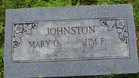 "JOHNSTON, JAMES F ""JIM"" - Crawford County, Arkansas | JAMES F ""JIM"" JOHNSTON - Arkansas Gravestone Photos"