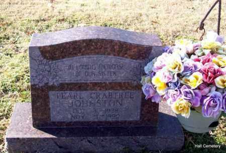 JOHNSTON, PEARL - Crawford County, Arkansas | PEARL JOHNSTON - Arkansas Gravestone Photos