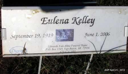 KELLEY, EULENA - Crawford County, Arkansas   EULENA KELLEY - Arkansas Gravestone Photos