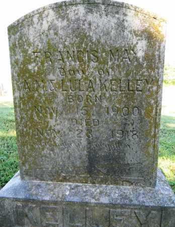 KELLEY, FRANCIS MAY - Crawford County, Arkansas   FRANCIS MAY KELLEY - Arkansas Gravestone Photos