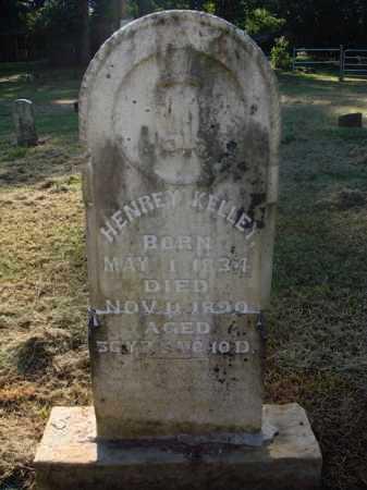KELLEY, HENREY - Crawford County, Arkansas | HENREY KELLEY - Arkansas Gravestone Photos