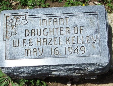 KELLEY, INFANT DAUGHTER #1 - Crawford County, Arkansas | INFANT DAUGHTER #1 KELLEY - Arkansas Gravestone Photos