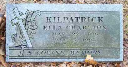 KILPATRICK, ELLA - Crawford County, Arkansas | ELLA KILPATRICK - Arkansas Gravestone Photos