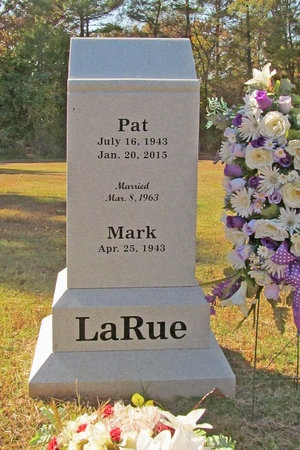 LARUE, PAT - Crawford County, Arkansas | PAT LARUE - Arkansas Gravestone Photos