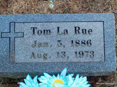 LARUE, TOM - Crawford County, Arkansas | TOM LARUE - Arkansas Gravestone Photos