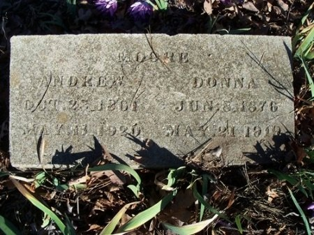 MOORE, ANDREW - Crawford County, Arkansas | ANDREW MOORE - Arkansas Gravestone Photos