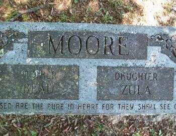 MOORE, BEAD - Crawford County, Arkansas | BEAD MOORE - Arkansas Gravestone Photos