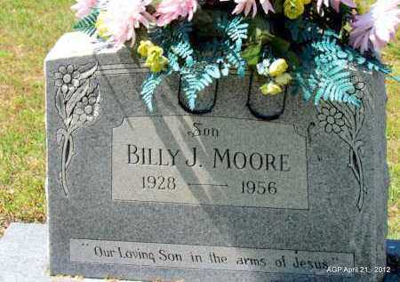 MOORE, BILLY J - Crawford County, Arkansas   BILLY J MOORE - Arkansas Gravestone Photos