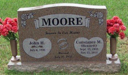 """MOORE, CONSTANCE MAE """"CONNIE"""" - Crawford County, Arkansas   CONSTANCE MAE """"CONNIE"""" MOORE - Arkansas Gravestone Photos"""