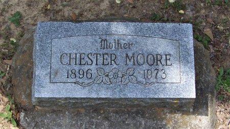 MOORE, CHESTER - Crawford County, Arkansas | CHESTER MOORE - Arkansas Gravestone Photos