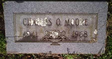 MOORE, CHARLES O - Crawford County, Arkansas   CHARLES O MOORE - Arkansas Gravestone Photos