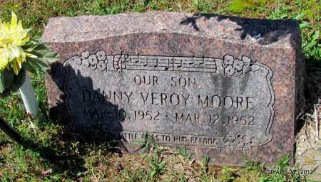 MOORE, DANNY VEROY - Crawford County, Arkansas   DANNY VEROY MOORE - Arkansas Gravestone Photos