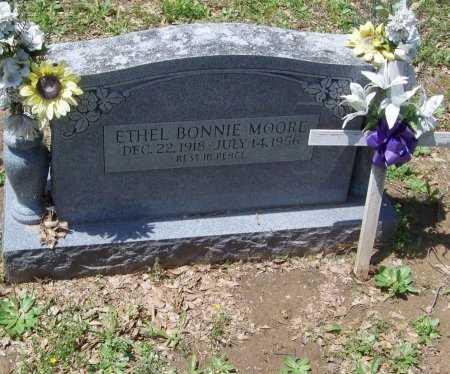 MOORE, ETHEL BONNIE - Crawford County, Arkansas | ETHEL BONNIE MOORE - Arkansas Gravestone Photos