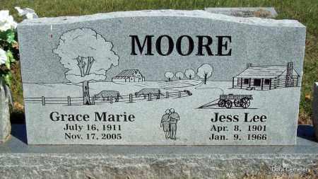 MOORE, GRACE MARIE - Crawford County, Arkansas | GRACE MARIE MOORE - Arkansas Gravestone Photos