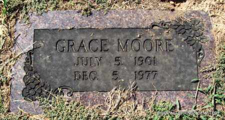 MOORE, GRACE - Crawford County, Arkansas   GRACE MOORE - Arkansas Gravestone Photos