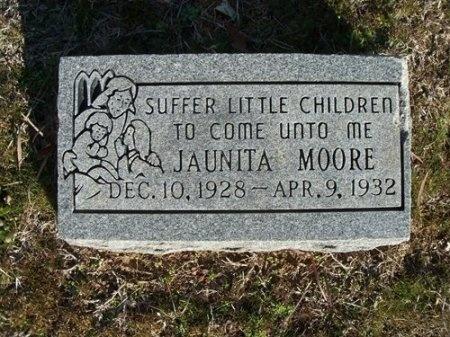 MOORE, JUANITA - Crawford County, Arkansas | JUANITA MOORE - Arkansas Gravestone Photos