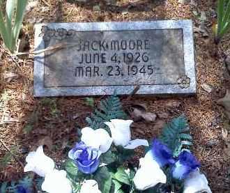 MOORE, JACK - Crawford County, Arkansas | JACK MOORE - Arkansas Gravestone Photos