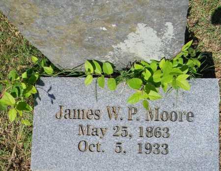 MOORE, JAMES W P - Crawford County, Arkansas   JAMES W P MOORE - Arkansas Gravestone Photos