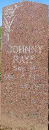 MOORE, JOHNNY RAYE - Crawford County, Arkansas   JOHNNY RAYE MOORE - Arkansas Gravestone Photos
