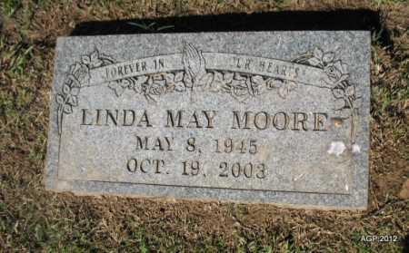 MOORE, LINDA MAY - Crawford County, Arkansas   LINDA MAY MOORE - Arkansas Gravestone Photos
