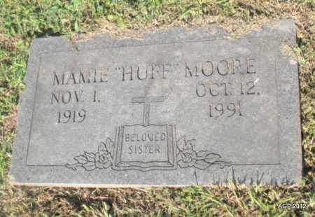 MOORE, MAMIE - Crawford County, Arkansas   MAMIE MOORE - Arkansas Gravestone Photos