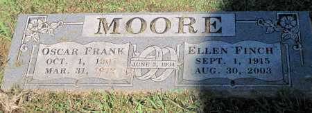 """MOORE, ELLEN """"BLACKIE"""" - Crawford County, Arkansas   ELLEN """"BLACKIE"""" MOORE - Arkansas Gravestone Photos"""