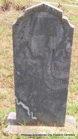MOORE, RACHEL MATHILDA - Crawford County, Arkansas | RACHEL MATHILDA MOORE - Arkansas Gravestone Photos
