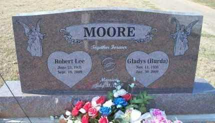 MOORE, ROBERT LEE - Crawford County, Arkansas | ROBERT LEE MOORE - Arkansas Gravestone Photos