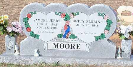 MOORE, SAMUEL JERRY - Crawford County, Arkansas   SAMUEL JERRY MOORE - Arkansas Gravestone Photos