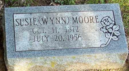 MOORE, SUSIE - Crawford County, Arkansas | SUSIE MOORE - Arkansas Gravestone Photos