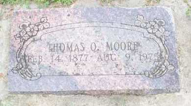 MOORE, THOMAS - Crawford County, Arkansas | THOMAS MOORE - Arkansas Gravestone Photos