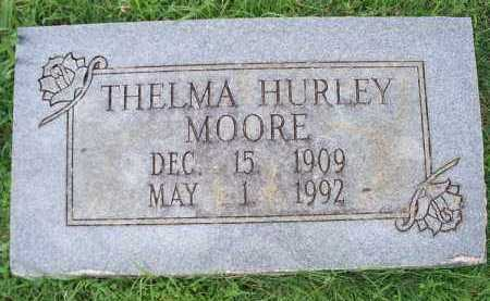 MOORE, THELMA - Crawford County, Arkansas | THELMA MOORE - Arkansas Gravestone Photos