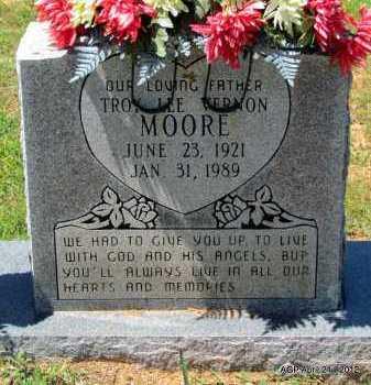 MOORE, TROY LEE VERNON - Crawford County, Arkansas | TROY LEE VERNON MOORE - Arkansas Gravestone Photos