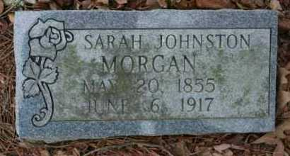 MORGAN, SARAH - Crawford County, Arkansas | SARAH MORGAN - Arkansas Gravestone Photos