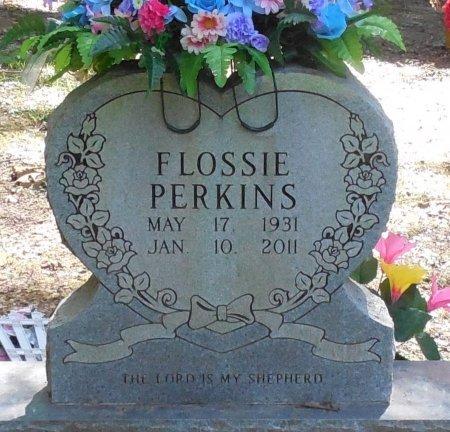 PERKINS, FLOSSIE - Crawford County, Arkansas | FLOSSIE PERKINS - Arkansas Gravestone Photos