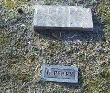 PERRY, I (1) - Crawford County, Arkansas | I (1) PERRY - Arkansas Gravestone Photos