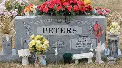 PETERS, DORIS ALENE - Crawford County, Arkansas | DORIS ALENE PETERS - Arkansas Gravestone Photos