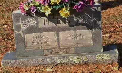 PETERS, DELMER - Crawford County, Arkansas | DELMER PETERS - Arkansas Gravestone Photos