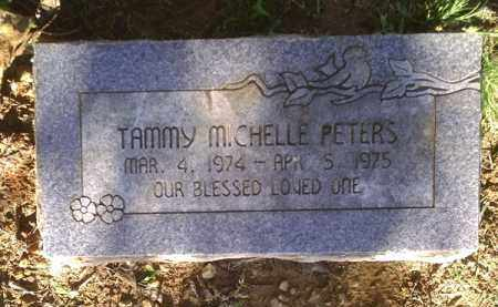 PETERS, TAMMY MICHELLE - Crawford County, Arkansas | TAMMY MICHELLE PETERS - Arkansas Gravestone Photos