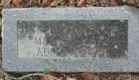 POPE, MARTHA - Crawford County, Arkansas   MARTHA POPE - Arkansas Gravestone Photos