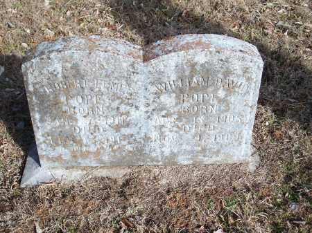 POPE, ROBERT ELMER - Crawford County, Arkansas   ROBERT ELMER POPE - Arkansas Gravestone Photos