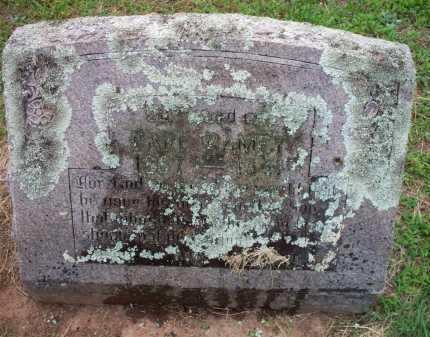 RAMEY, EARL - Crawford County, Arkansas | EARL RAMEY - Arkansas Gravestone Photos