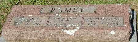 RAMEY, EDGAR R - Crawford County, Arkansas | EDGAR R RAMEY - Arkansas Gravestone Photos